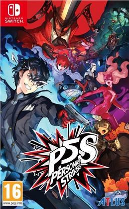 Persona 5 Strikers (Edizione Limitata)