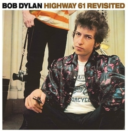Bob Dylan - Highway 61 Revisited (2021 Reissue, Columbia, LP)