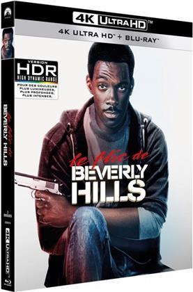 Le flic de Beverly Hills (1984) (4K Ultra HD + Blu-ray)