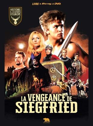 La vengeance de Siegfried (Blu-ray + DVD + Buch)