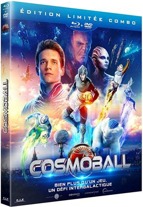 Cosmoball (2020) (Limited Edition, Blu-ray + DVD)
