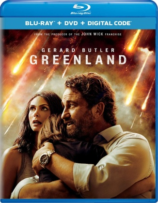 Greenland (2020) (Blu-ray + DVD)