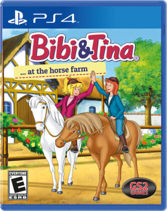 Ps4 Bibi & Tina At The Horse Farm