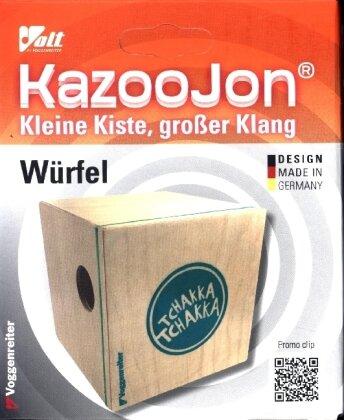 VOLT KazooJon® (Würfel)