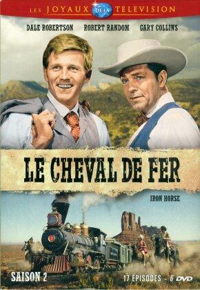 Le cheval de fer - Saison 2 (5 DVDs)