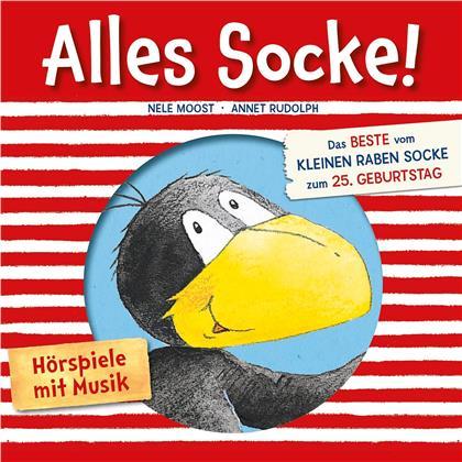 Der Kleine Rabe Socke - Alles Socke ... Und Weitere Geschichten (2 CDs)