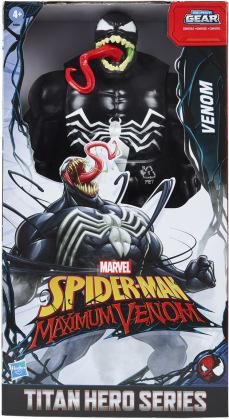 Spider-Man Maximum Venom - Titan Hero Venom, Figur