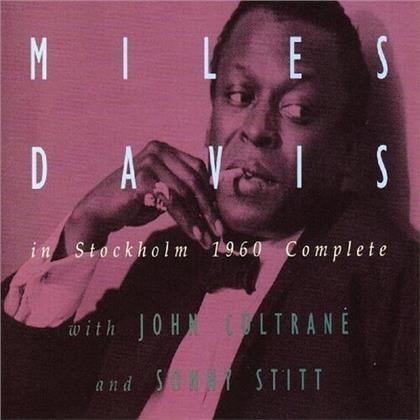 Miles Davis - In Stockholm 1960 Complete