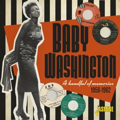 Baby Washington - A Handful Of Memories 1956 - 1962