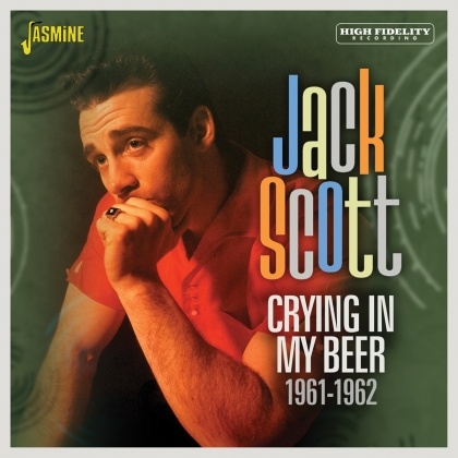 Jack Scott - Crying In My Beer (Jasmine Records)