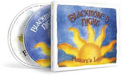 Blackmore's Night (Blackmore Ritchie) - Nature's Light (Mediabook, 2 CDs)