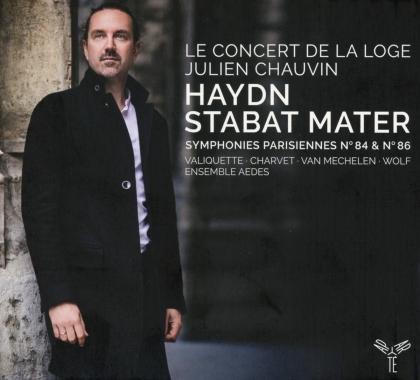 Le Concert de la Loge & Joseph Haydn (1732-1809) - Stabat Mater / Symphonie (2 CDs)