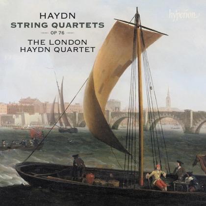 London Haydn Quartet & Joseph Haydn (1732-1809) - String Quartets Op. 76 (2 CDs)