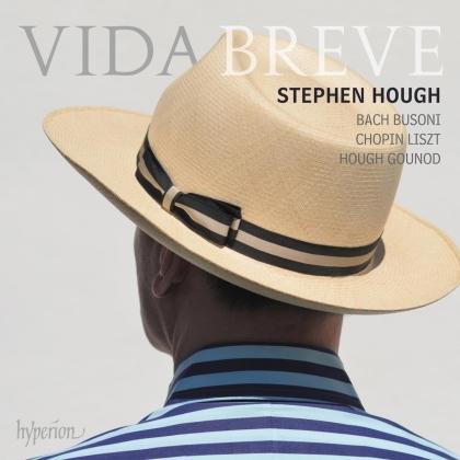 Stephen Hough - Vida Breve