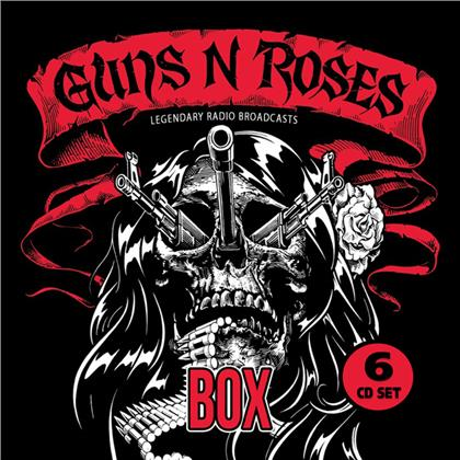 Guns N' Roses - Box (6 CDs)