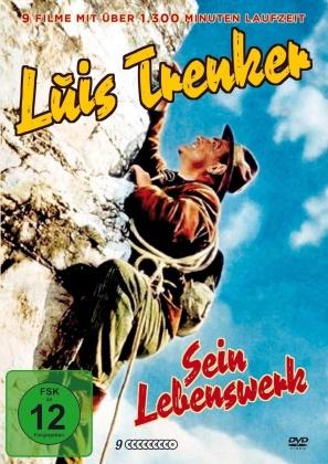 Luis Trenker - Sein Lebenswerk (8 DVDs)