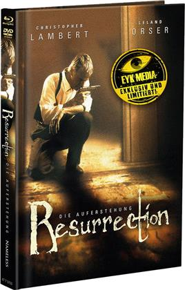 Resurrection - Die Auferstehung (1999) (Cover B, Limited Edition, Mediabook, Blu-ray + DVD)