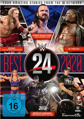 WWE 24 - The Best of 2020 (2 DVDs)