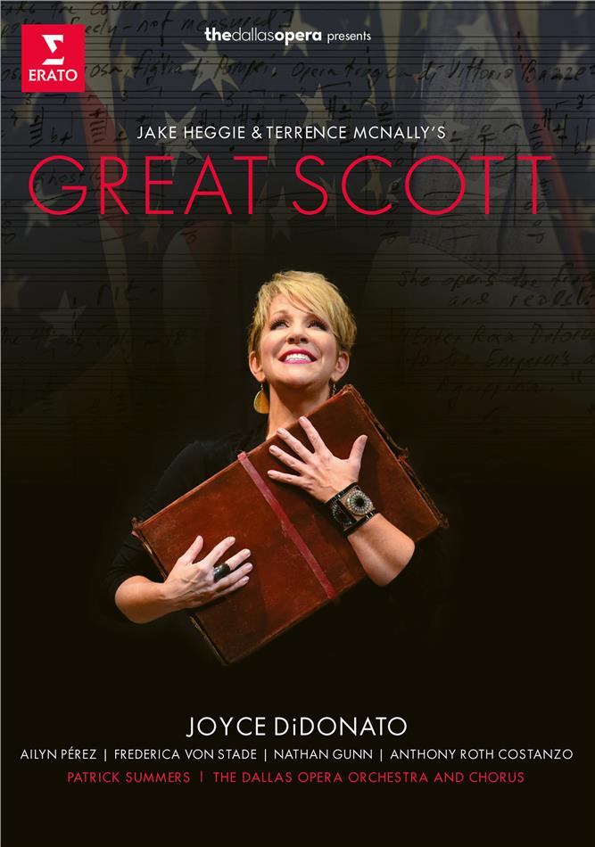 Joyce DiDonato, … - Great Scott