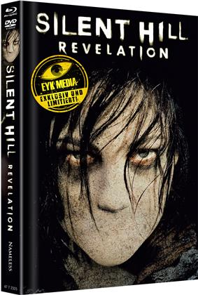 Silent Hill - Revelation (2012) (Cover B, Limited Edition, Mediabook, Blu-ray + DVD)