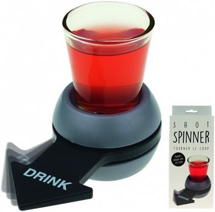 Shot Spinner - Trinkspiel