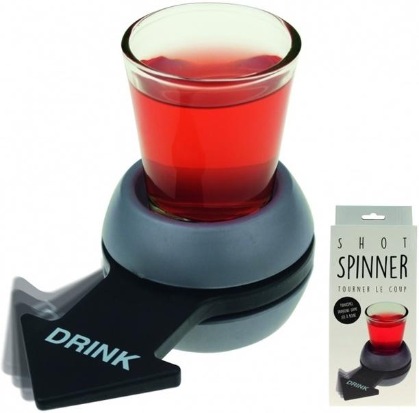 Shot Spinner Trinkspiel