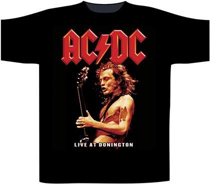 AC/DC - Live At Donington T-Shirt