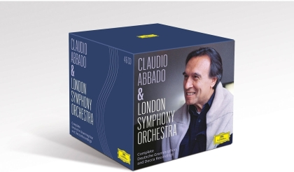 Claudio Abbado - Complete Deutsche Grammophon And Decca Recordings (46 CDs)