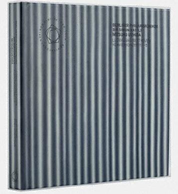 Berliner Philharmoniker, Ludwig van Beethoven (1770-1827) & Mitsuko Uchida - 5 Piano Concertos (Japan Edition, SACD + 2 CDs)