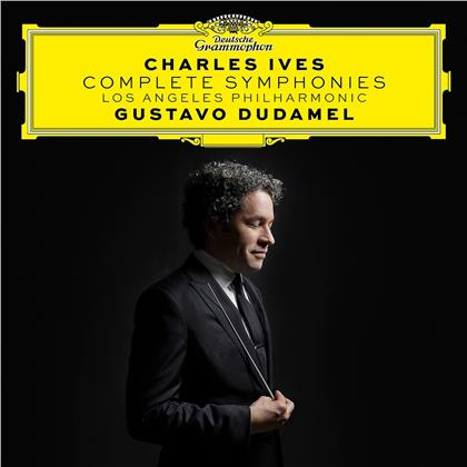 Charles Ives (1874-1954), Gustavo Dudamel & Los Angeles Philharmonic - Complete Symphonies (2 CDs)