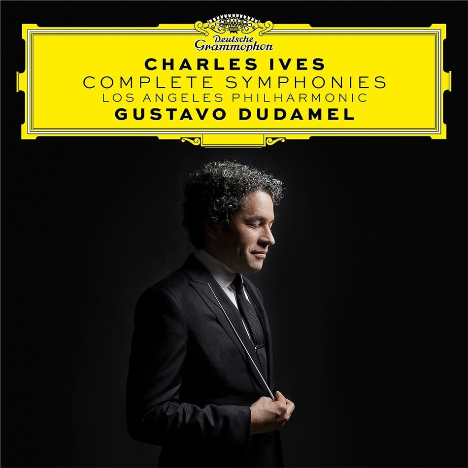 Charles Ives (1874-1954), Gustavo Dudamel & Los Angeles Philharmonic - Complete Symphonies (2 CDs)