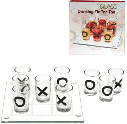 Tic-Tac-Toe - Trinkspiel