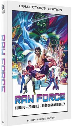 Raw Force - Kung Fu - Zombies - Mönchskannibalen (1982) (Hartbox, Collector's Edition, Limited Edition)