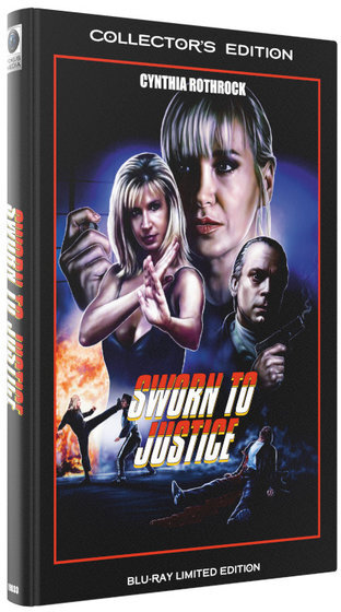 Sworn to Justice (1996) (Hartbox, Collector's Edition, Limited Edition)