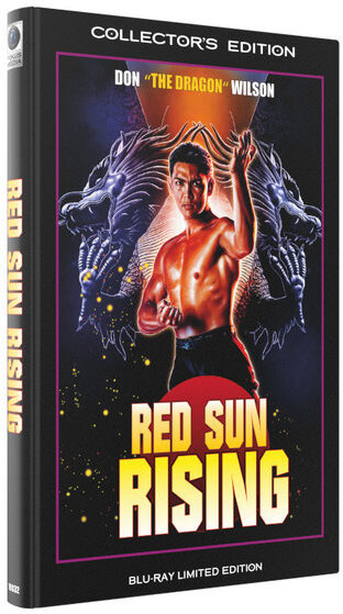 Red Sun Rising (1993) (Hartbox, Collector's Edition, Limited Edition)