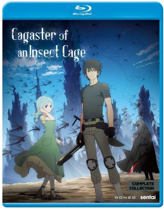 Cagaster Of An Insect Cage - Season 1 (2 Blu-rays)