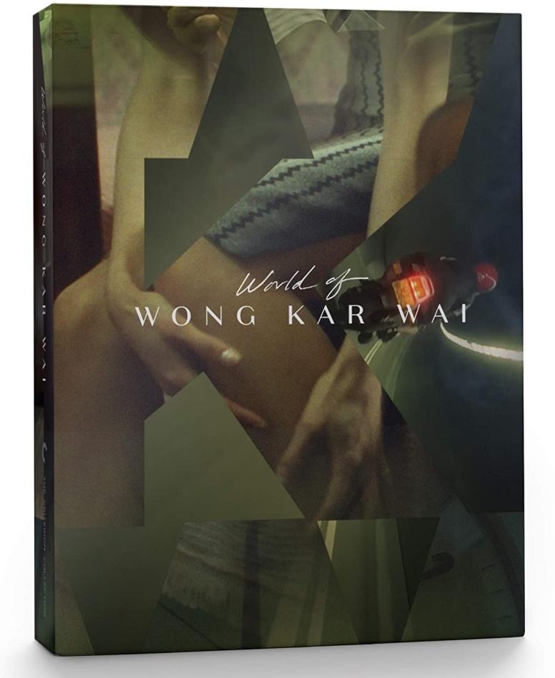 World Of Wong Kar Wai (Digipack, Criterion Collection, 7 Blu-rays)