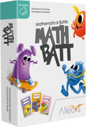 Math-Batt - Einmaleins Spiel (Kinderspiel)