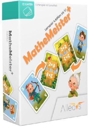 Mathemeister Plus - Lernspiel Addition bis 10 (Kinderspiel)