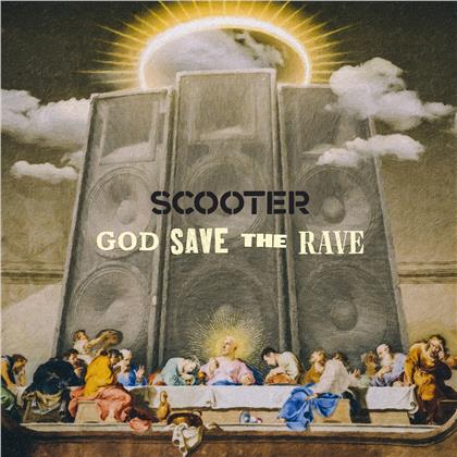 Scooter - God save the rave (2 LPs)