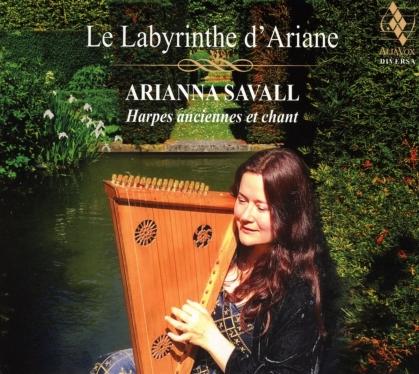 Arianne Savall - Le Labyrinthe d'Ariane