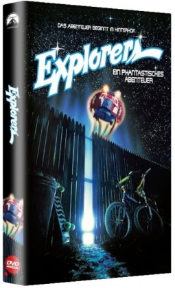 Explorers - Ein phantastisches Abenteuer (1985) (Grosse Hartbox, Limited Edition)