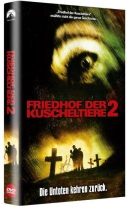Friedhof der Kuscheltiere 2 (1992) (Grosse Hartbox, Limited Edition)