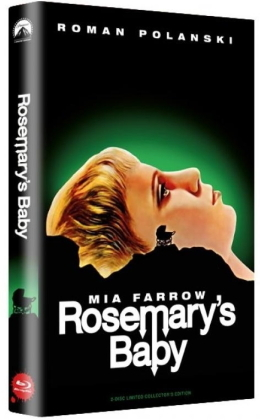 Rosemary's Baby (1968) (Grosse Hartbox, Limited Edition, Blu-ray + DVD)