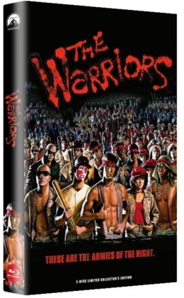 The Warriors (1979) (Grosse Hartbox, Limited Edition, Blu-ray + DVD)