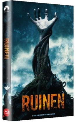 Ruinen (2008) (Grosse Hartbox, Limited Edition, Blu-ray + DVD)