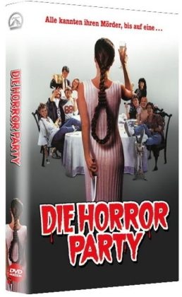 Die Horror-Party (1986) (Grosse Hartbox, Limited Edition)