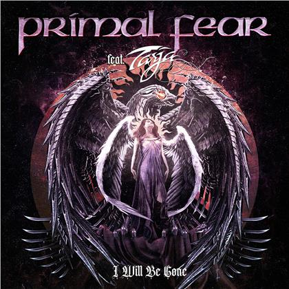 Primal Fear - I Will Be Gone (CD Single, Digipack)