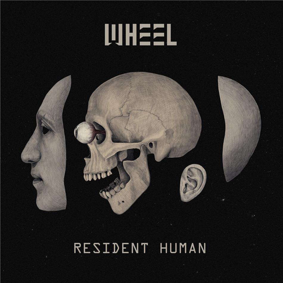 Wheel - Resident Human (Gatefold, Etched D-Side, 2 LPs)
