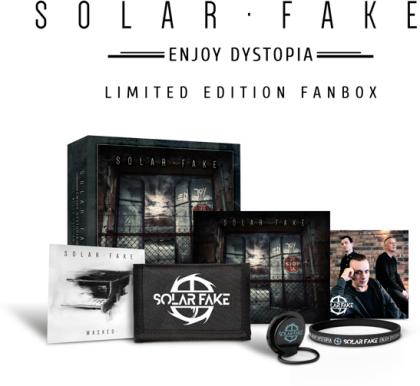 Solar Fake - Enjoy Dystopia (Limited Box, 3 CDs)